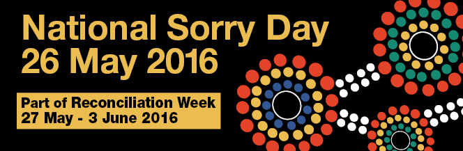National Sorry Day - 26 May 2016