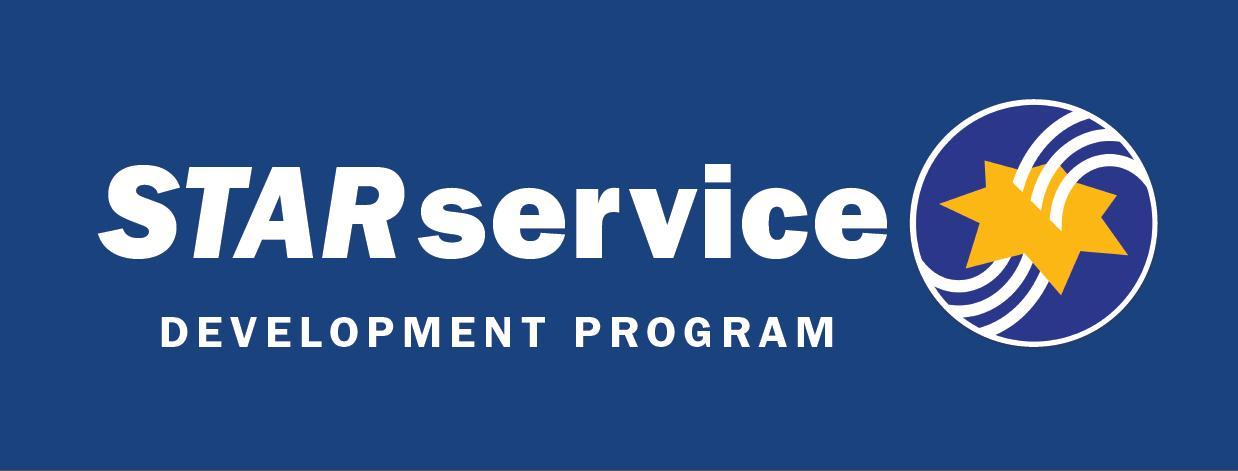 STARservice Development Program