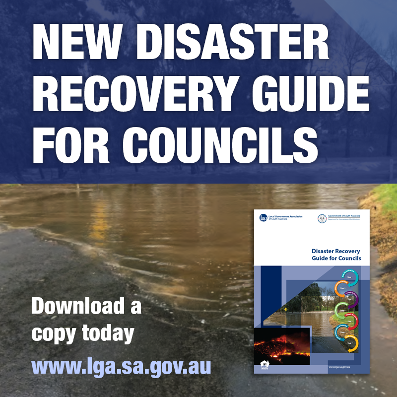 New Disaster Recovery Guide for Councils 2017